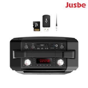 Fe-250 Karaoke Carrinho Bluetooth Alto-falante portátil com microfone sem fio