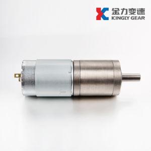 Micro de 36mm Pincel de dc sin escobillas /Motor con caja de engranajes planetarios