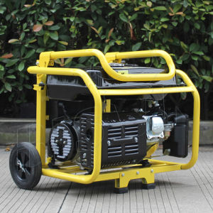 Bison 2.5Kw Gerador silenciosa gasolina portáteis para utilização em casa