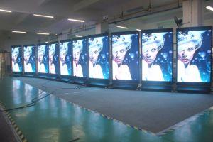 Heiße videowand des Verkaufs-P2.5 P4 HD LED, die Innenim freienled-Plakat bekanntmacht