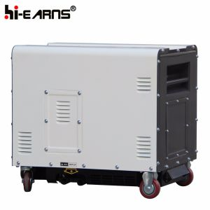Generator van het Gebruik van het huis de Super Stille (dg6500se-n)