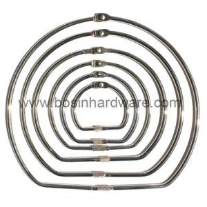 Réservez l'anneau en métal de 1 pouce