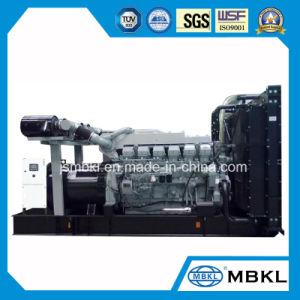 generatore diesel di grande potere 1500kw/1875kVA per uso industriale con il motore diesel S16r-Ptaa2 del Giappone Mistubishi