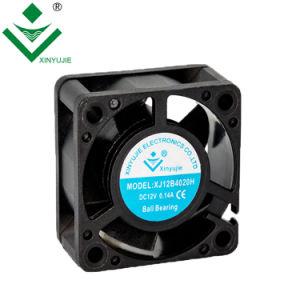 Schwarze Antreiber-verschiedene Geschwindigkeits-verschiedene Mikropeilung kundenspezifischer Ventilator 40mm
