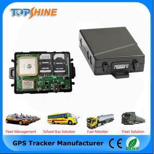 С двумя SIM-карты мобильного телефона системы слежения GPS машины Tracker