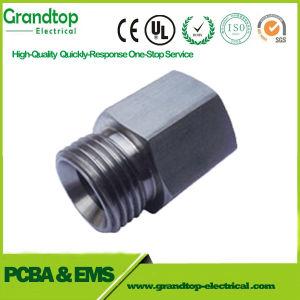 Soem halten die kundenspezifische Präzision instand, die Metall-CNC-Edelstahl gedrehte Teile stempelt