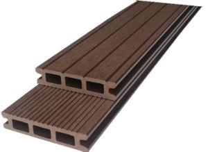 環境に優しい反紫外線再生利用できる木製のプラスチック合成の空のDecking