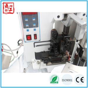 Los extremos de doble automático de la neumática engastado de Terminal de cable de la máquina
