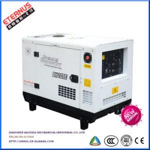 Bene mobile Casa-Using il generatore silenzioso a tre fasi BHT7000te della benzina 5kw