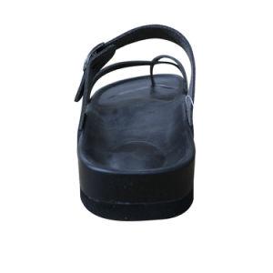 Леди ПВХ-скольжения на обувь, женщин Сандалии из ПВХ