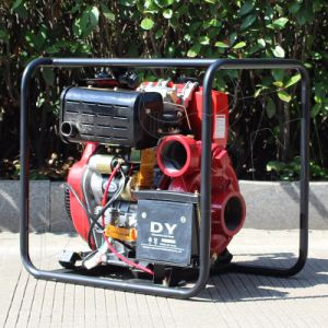 Bison (China) Bsdwp30I 3pol no Injetor Eletrônico Único Air-Cooled Disel forte a especificação da Bomba de Água de Diesel do Motor
