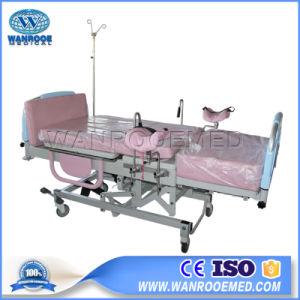Aldr100b Krankenhausgynecology-Geschäfts-Bett-elektrisches Anlieferungs-Bett