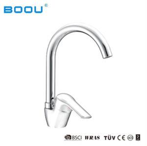 (B8112-11)熱い販売の高品質のSingle-Leverクロム台所コック
