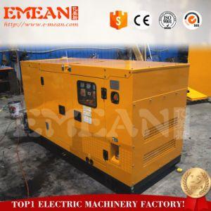 高品質の無声30kwディーゼル発電機Gfs-D30