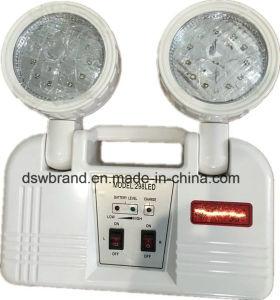 China incendio LED recargable luz de emergencia