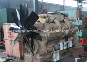 Super Power Kta38-P980 38L Diesel Displacement 980HP/731kw Cummins Construction Equipment Engine