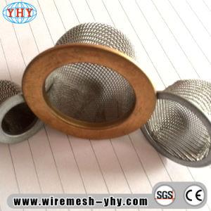 10 Mícron Malha do Filtro de aço inoxidável para peneira