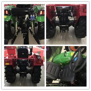 25HP mini/Landbouwbedrijf/Gazon/Tuin/het Compacte/Diesel Landbouwbedrijf van Constraction//Tractor Agriculturial voor Verkoop