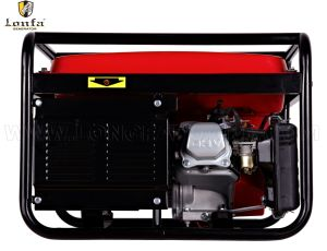 5kw 5000W Powered by HONDA GX390 motor generador de gasolina
