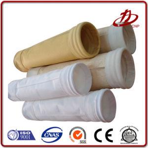 Resistente al agua y aceite de la prueba de la bolsa de filtro de polvo para el colector de polvo