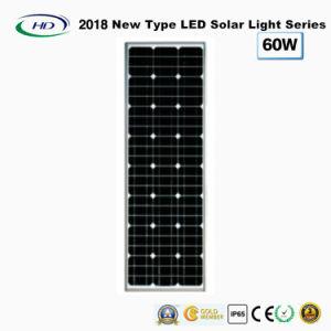 Indicatore luminoso di via solare tutto compreso del LED 60W