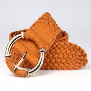 最も新しい女性の普段着編みこみのベルト