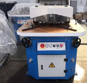 Coin de l'angle hydraulique V Machine de découpe de l'encoche Fabricant Prix pour les petites entreprises de feuille de métal