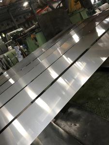 Luminoso y tira de acero inoxidable acabado recocido para utensilios de cocina