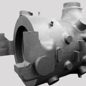 Componentes eletrônicos de alta pressão fundição de moldes de Alumínio de zinco