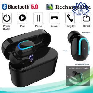 Nouveau casque mains libres Bluetooth Version 5.0 Tws écouteurs sans fil