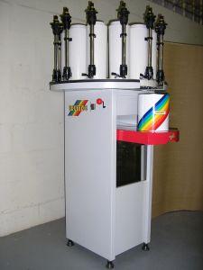 De handdie Automaat van de Verf in de Winkels van de Verf wordt gebruikt (jy-20A)