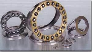 O rolamento de esferas (511, 512)