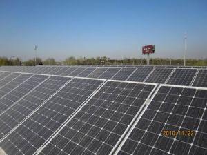 Generador solar - 1