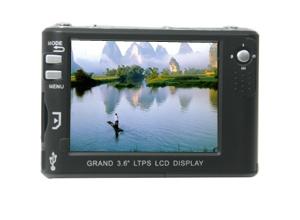 MP3 놀이를 가진 12.0MP 디지털 방식으로 고요한 사진기 (DC-NV3)