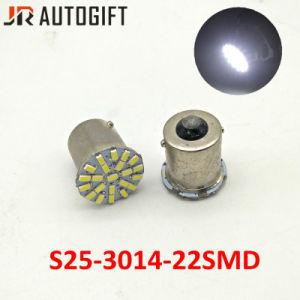 Bombillas LED de Freno Coche S25 3014 22Luces SMD