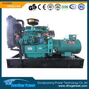 De Diesel van de Motor van Weichai van de Stroom van het Gebruik 24kw/30kVA van het huis Reeksen van de Generator
