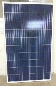 Hot vender un grado 270W 24V Poli Celda Solar Panel