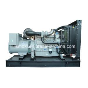 48квт/60 ква дизельный электрический генератор установлен на базе двигателя Perkins