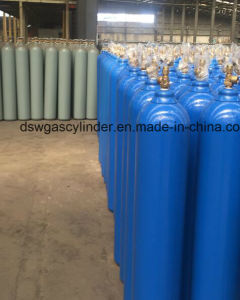 50L de oxigênio e acetileno Lar de azoto CO2 Cilindro de gás de aço sem costura