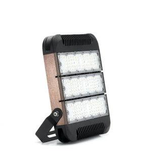 Ies disponibles Excelente Diseño de alta potencia Driverless proyector LED 120lm/W Reflector