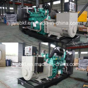 Yuchai Engine (YC6T780L-D20)著上の製造業者500kw/625kVAのディーゼル発電機セット
