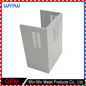 Caixa elétrica de carimbo pequena feita sob encomenda do metal de folha dos fabricantes diretos