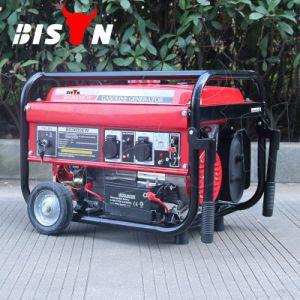 Generator 2000W van de Benzine van het Begin BS2500h van de bizon (China) (h) 2kw 2kv de Luchtgekoelde Zeer belangrijke Batterij In werking gestelde Draagbare Stille voor het Gebruik van het Huis