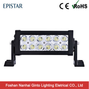 7.5Inch de alta potencia 36W Offroad Barra de luz LED (GT3100-36W)