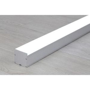 60W 6000lm High Bay Linear de LED de luz com UL