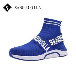 La vente en gros des bottes de sport, Sneaker & Flyknits occasionnels et bottes avec bottes imperméable léger de chaussettes de fabricants de chaussures Chaussures de sport