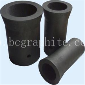 Creuset de graphite haute densité pour la fusion du métal