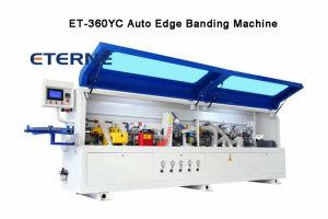 На заводе фрезерования ПВХ MDF полосы кромки уплотнения фрезерного оборудования с деревообрабатывающий станок (ET-360YC)