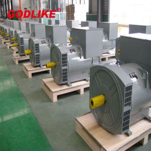 250kVA kw/200AC sin escobillas alternador síncrono