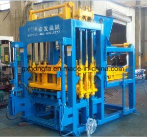 Hfb5100A Best Verkopend de volledig Automatische Machine van de Baksteen van het Cement Concrete